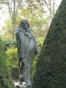 Rodin Skulputure Balzac Klein