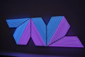 Bertrand Lavier -Lichtkunst