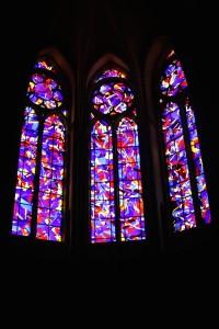 Klein-Fenster von Reims